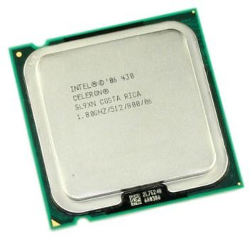 Processador Intel Celeron 430 1.80Ghz 775 SL9XN (Semi Novo)
