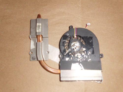 Cooler E Dissipador Toshiba Pslc8v-03701q