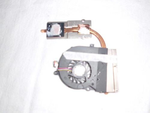 Cooler E Dissipador Toshiba Pslc8v-00f010 V000140250