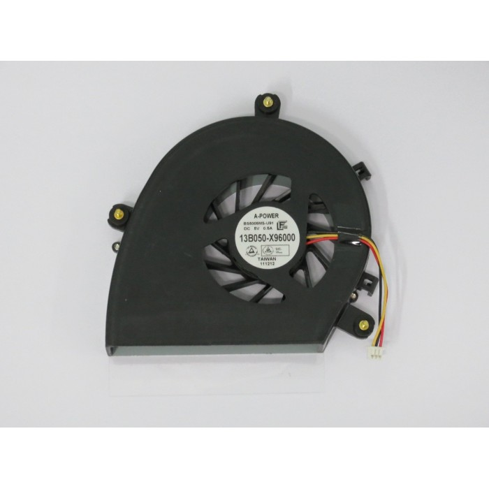 Cooler + Dissipador p/ Notebook Semi-Novo 13B050-X96000