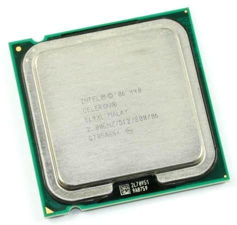 Processador Intel Celeron  440 2.00Ghz 775  (Semi-Novo)
