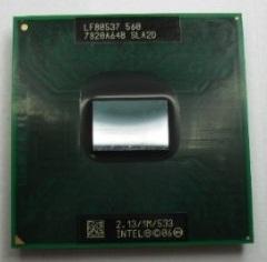 Processador Intel Celeron LF80537 560 2.13GHZ SLA2D p/ Notebook