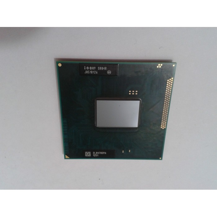 Processador Intel Core i3 3mb 2.1ghz Sr04r Notebook (semi novo)