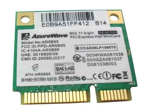 Mini Pci Wireless Express p/ Notebook
