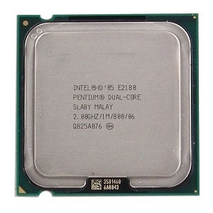 Processador Intel Pentium Dual-Core 2.00Ghz E2180 775