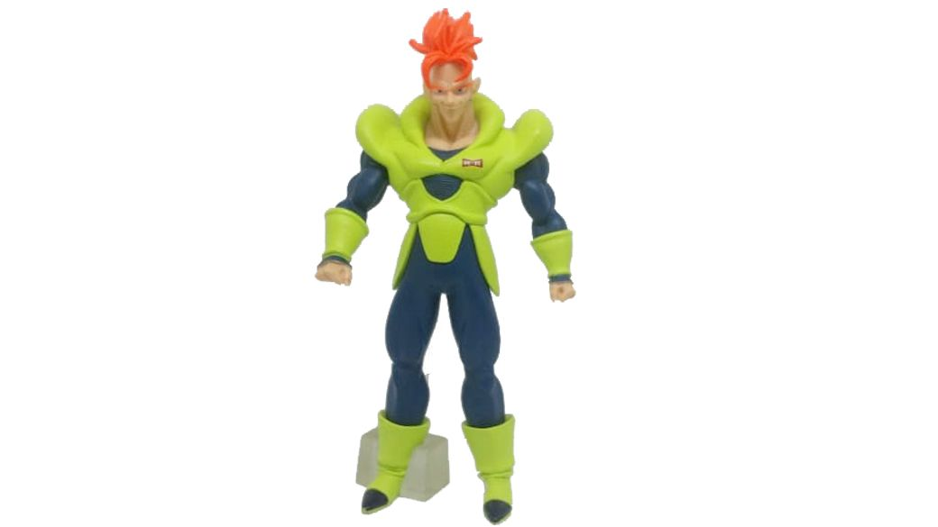 Action Figure Dragon Ball Z Android 16 11cm
