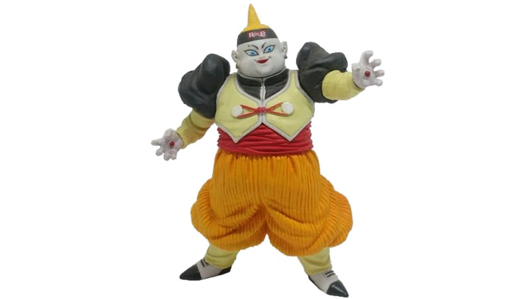 Action Figure Dragon Ball Z Android 19 8cm