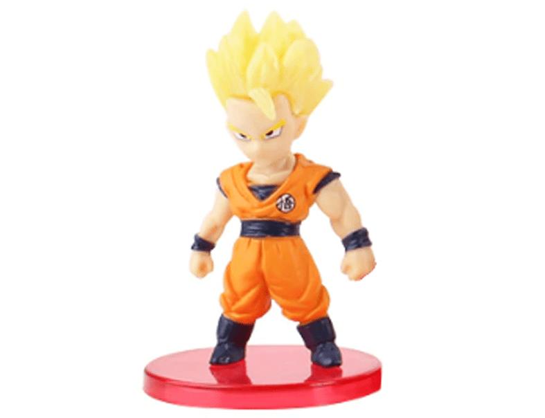Action Figure Dragon Ball Gohan Super Sayajin 7cm