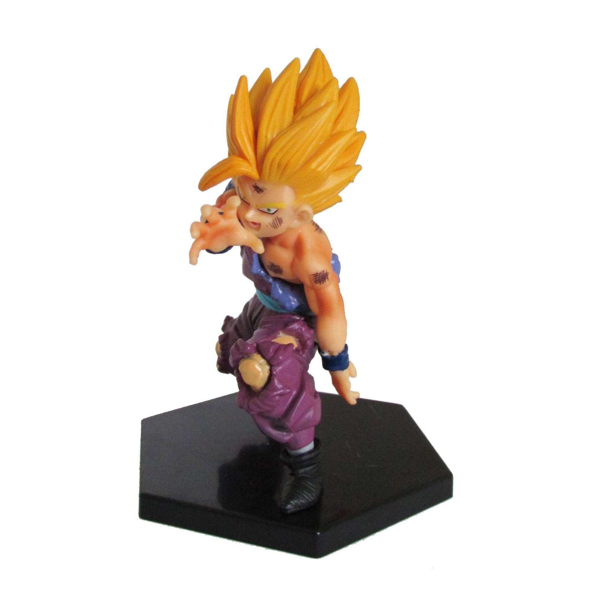 Action Figure Dragon Ball Gohan SSJ2 12cm