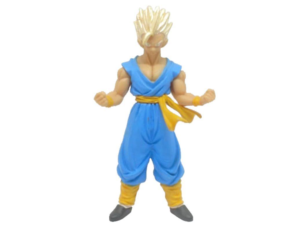 Action Figure Dragon Ball Z Gohan SSJ Adulto 9cm