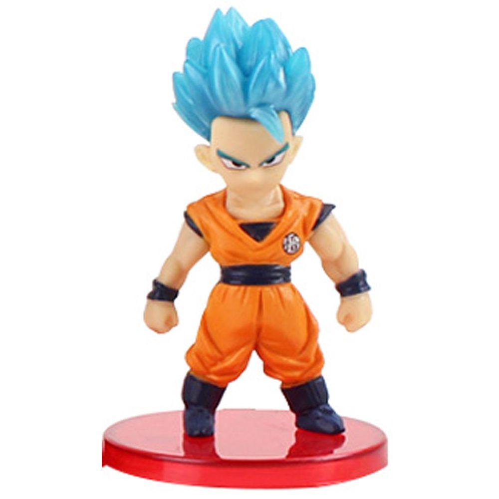 Action Figure Dragon Ball Gohan SSJ Blue 7cm