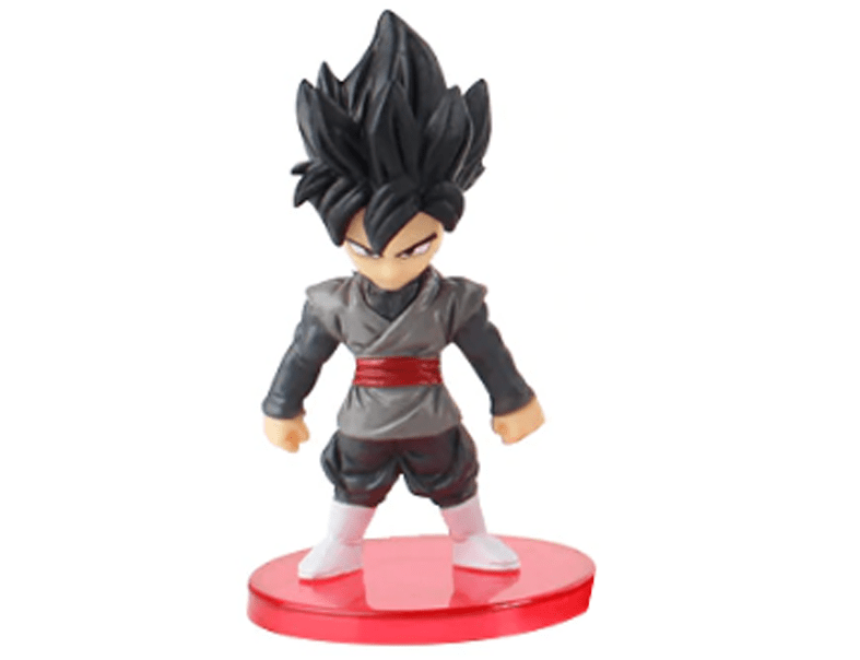 Action Figure Dragon Ball Goku Black 7cm