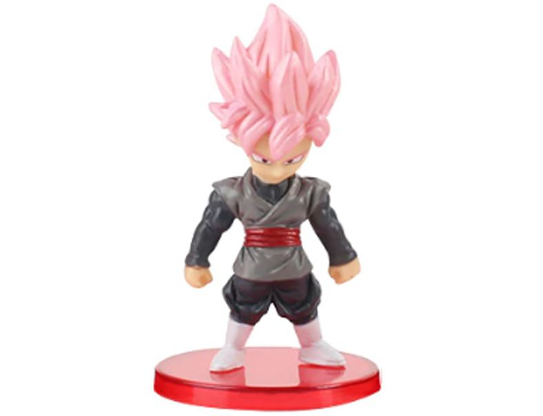 Action Figure Dragon Ball Goku SSJ Rosé 7cm