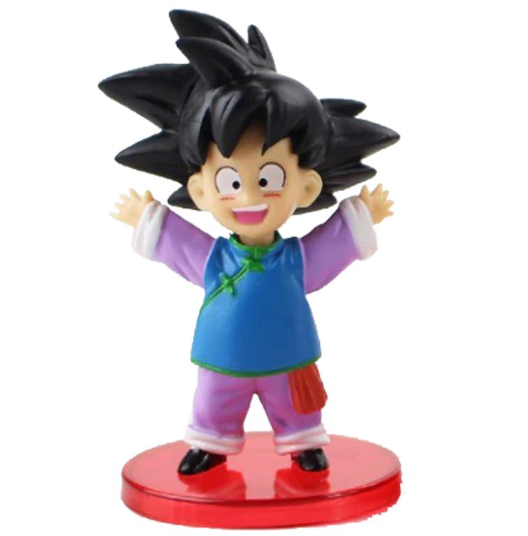 Action Figure Dragon Ball Goten 7CM