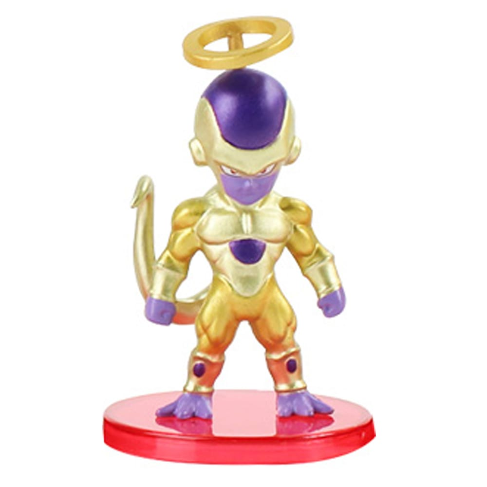 Action Figure Dragon Ball Freeza Golden Aureola 7cm