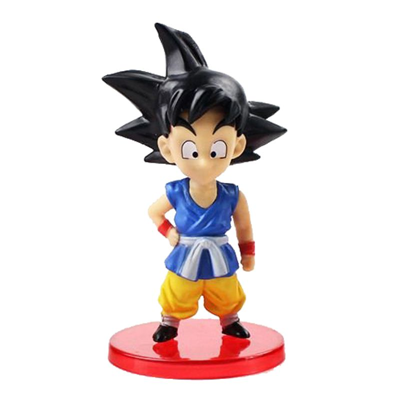 Action Figure Dragon Ball Kid Goku 7CM