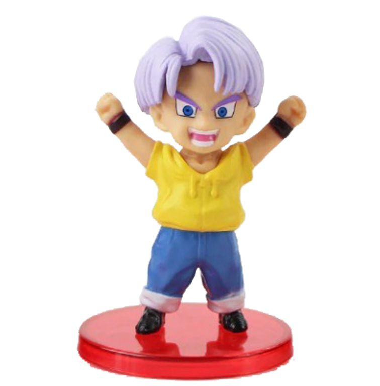 Action Figure Dragon Ball Kid Trunks 7CM