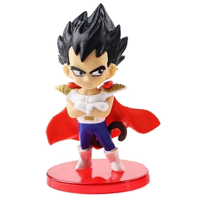 Action Figure Dragon Ball Kid Vegeta 7CM