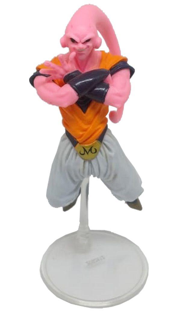 Action Figure Dragon Ball Z Majin Boo ( Gohan absorvido) 9cm