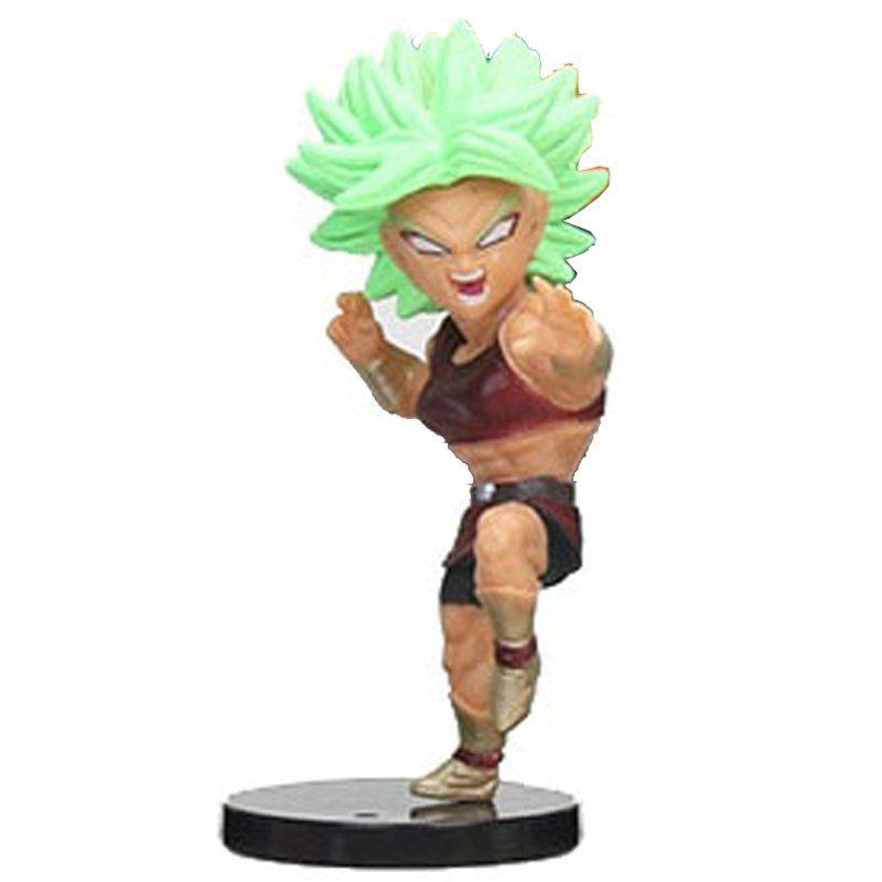 Action Figure Dragon Ball Super Kale Super Saiyan Berserker 9CM