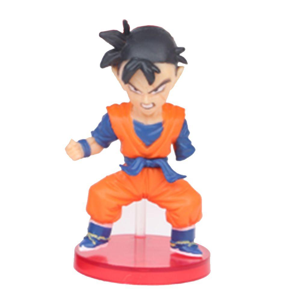 Action Figure Dragon Ball Super Gohan Sem o Braço 7cm