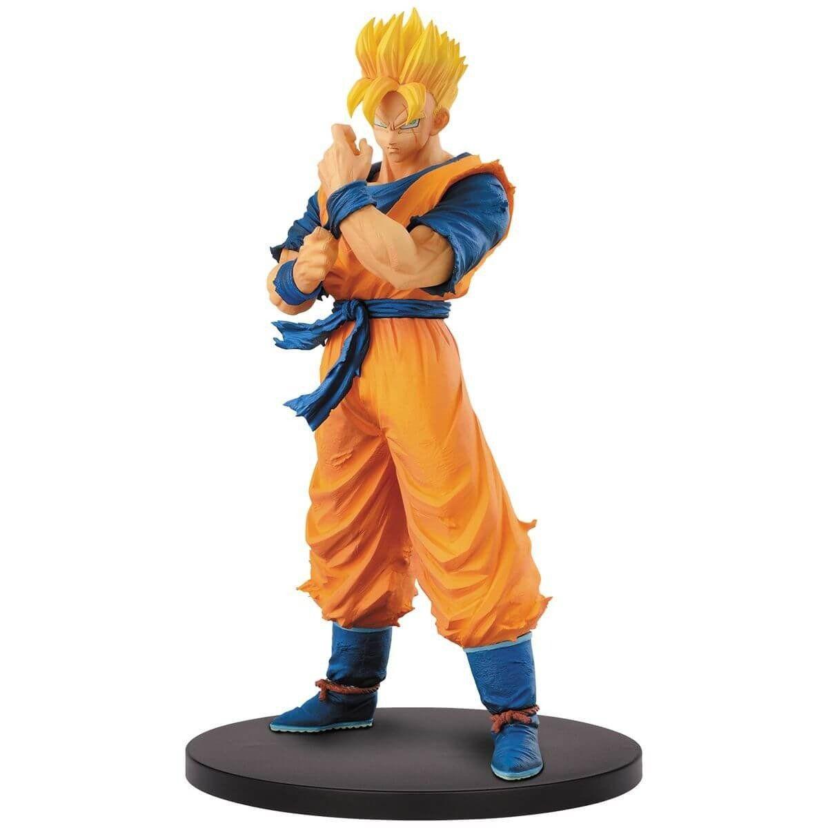 Action Figure Dragon Ball Super Gohan Super Sayajin 19cm