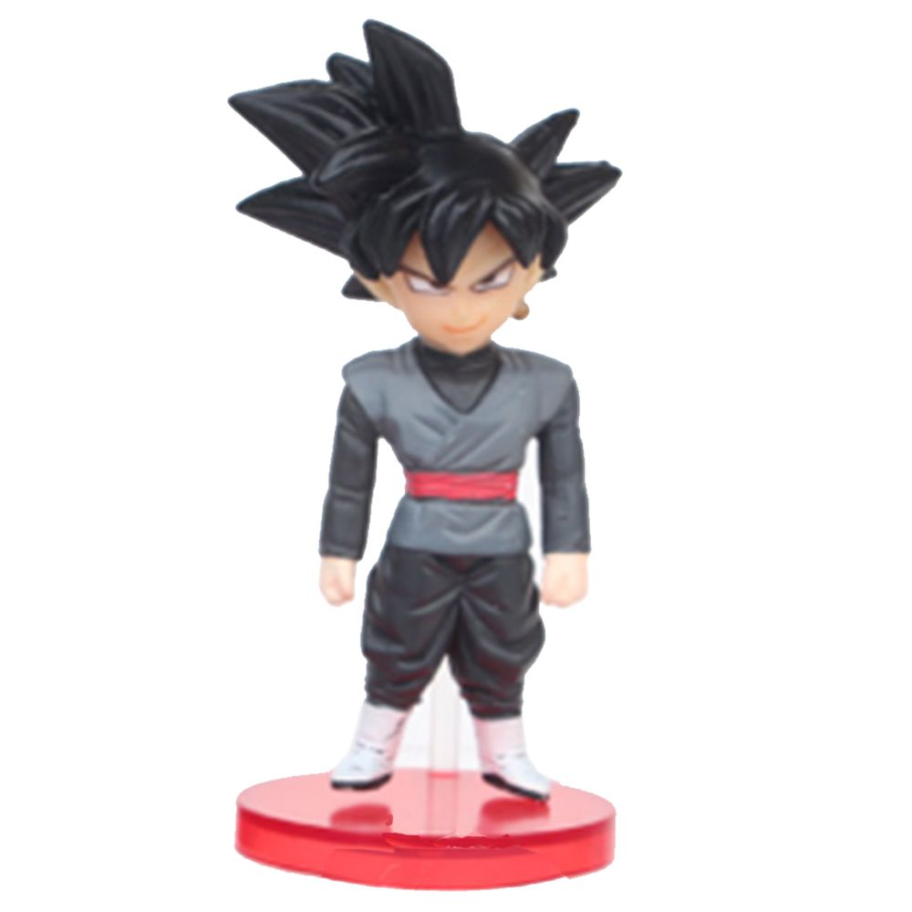Action Figure Dragon Ball Super Goku Black 9cm