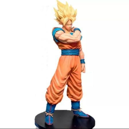 Action Figure Dragon Ball Super Goku Super Sayajin 20cm