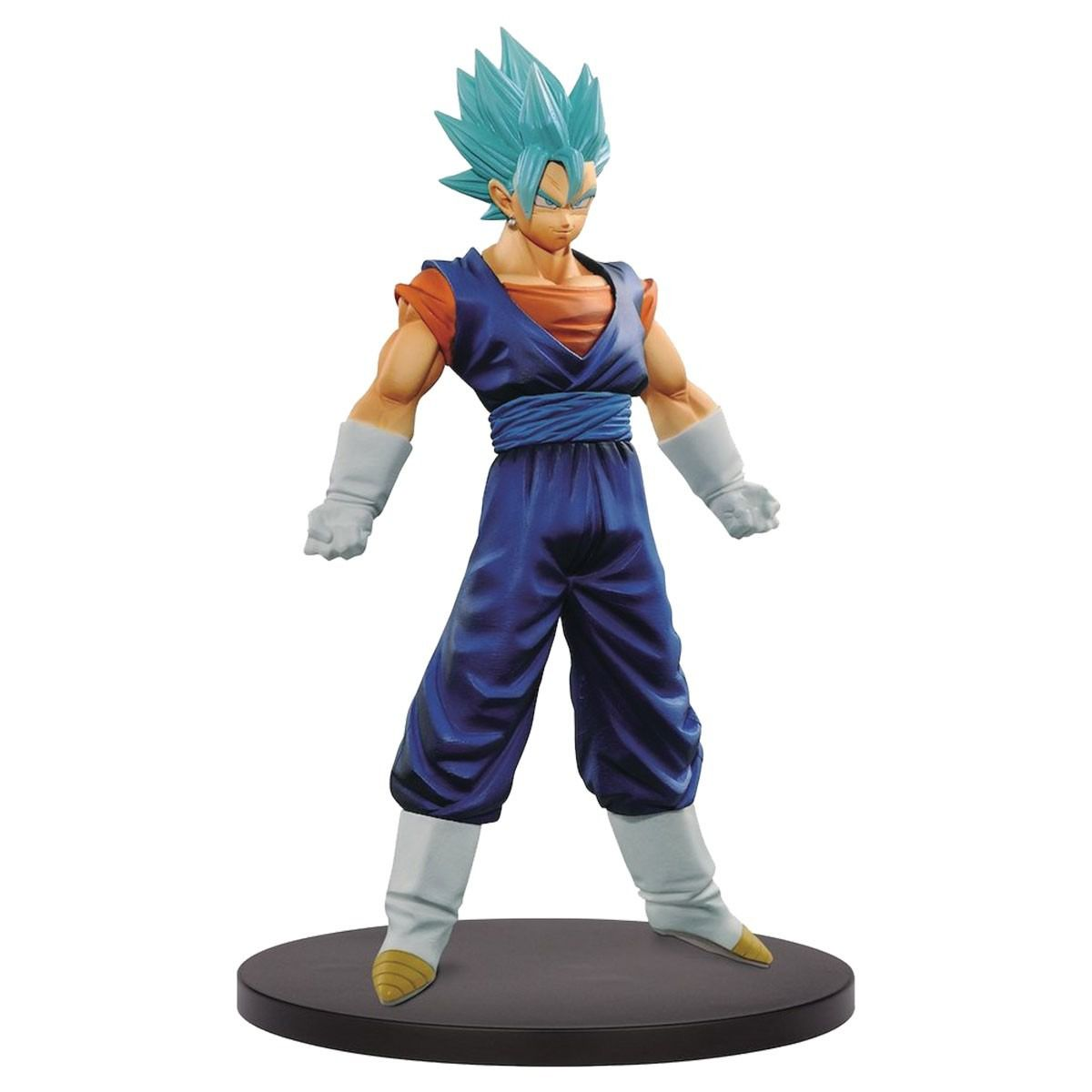 Action Figure Dragon Ball Super Goku Super Sayajin Blue 20cm
