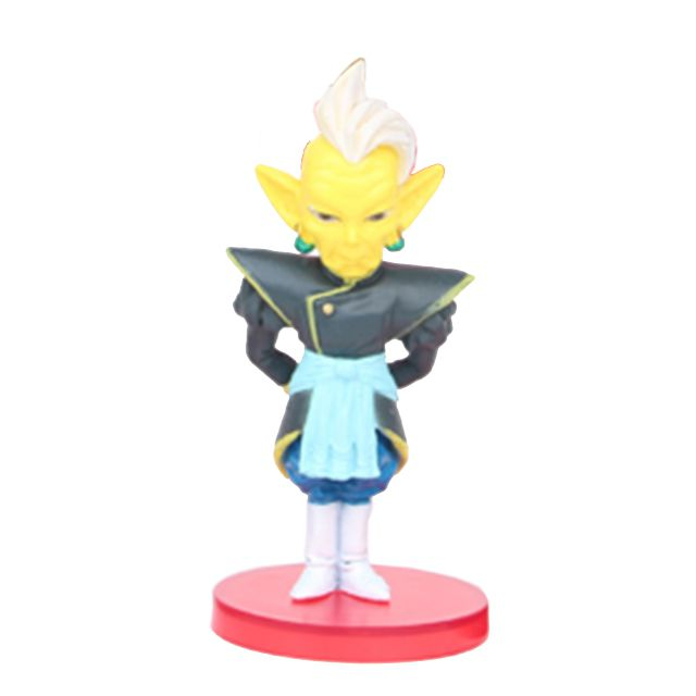 Action Figure Dragon Ball Super Gowasu 8cm