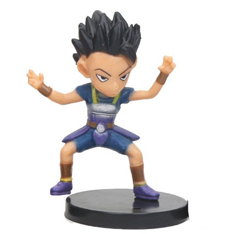 Action Figure Dragon Ball Super Kyabe Cabba 6CM