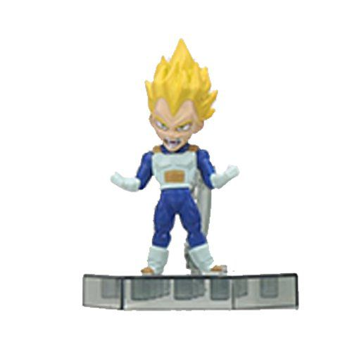 Action Figure Dragon Ball Super Vegeta Super Sayajin 9cm