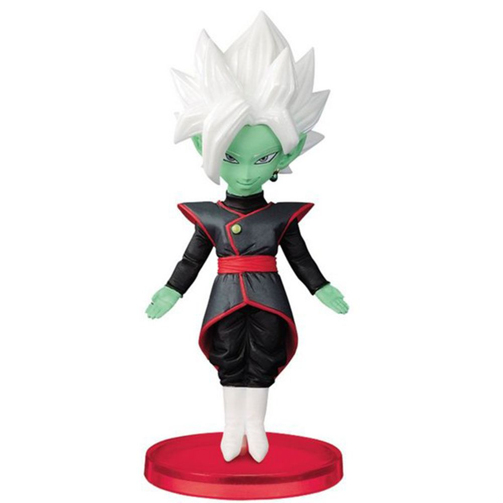 Action Figure Dragon Ball Super Zamasu Fusion Goku 9cm