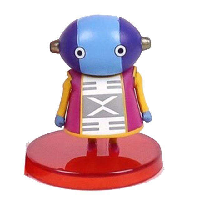 Action Figure Dragon Ball Super Zen'oh 5cm