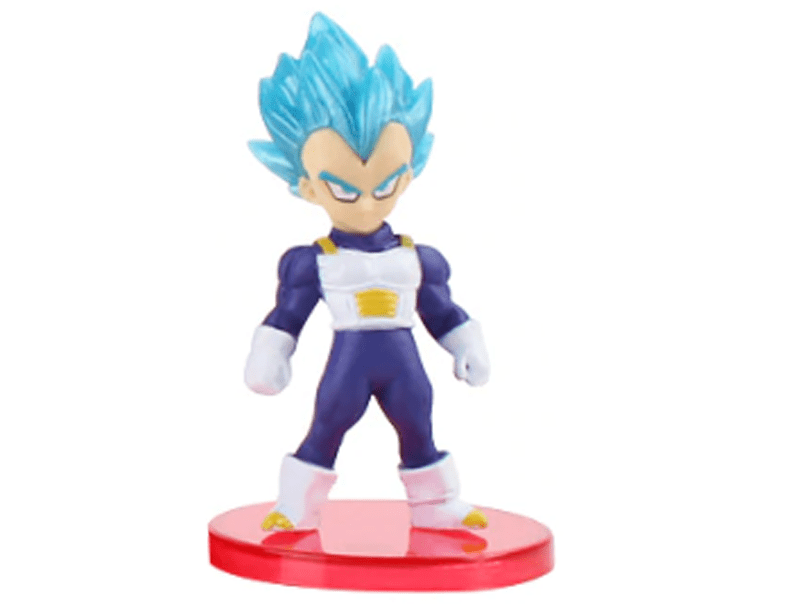 Action Figure Dragon Ball Vegeta SSJ Blue 7cm