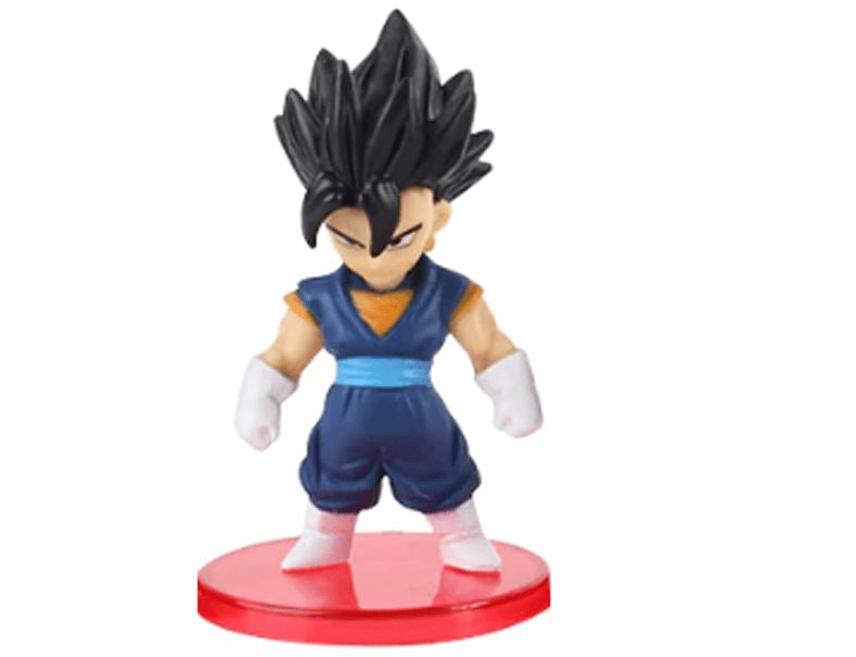 Action Figure Dragon Ball Vegetto Vegito 7cm