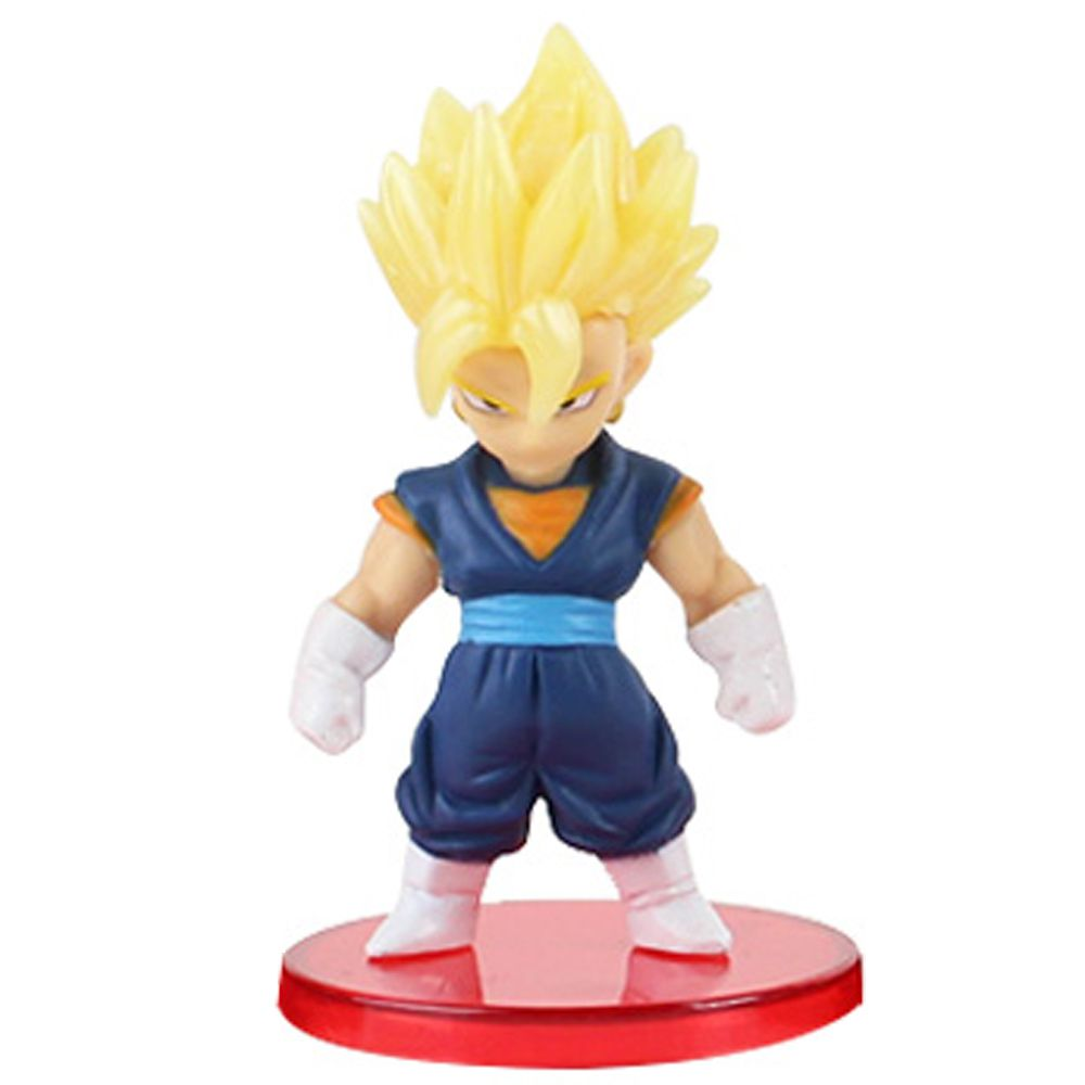 Action Figure Dragon Ball Vegetto Vegeto SSJ1 7cm