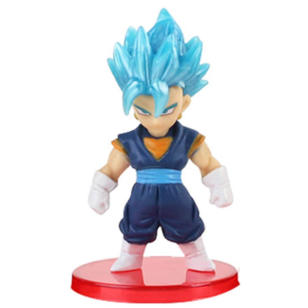 Action Figure Dragon Ball Vegetto SSJ Blue 7cm