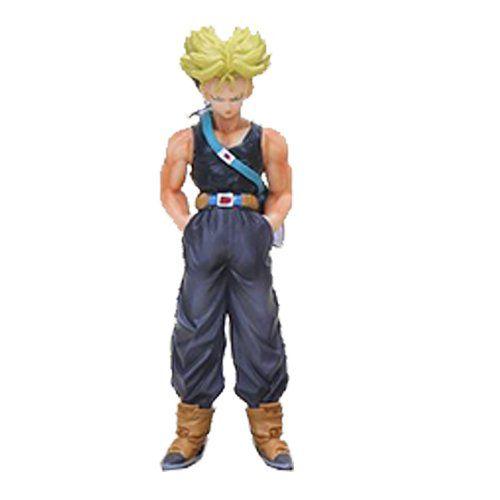 Action Figure Dragon Ball Z Trunks Futuro SSJ1 14cm