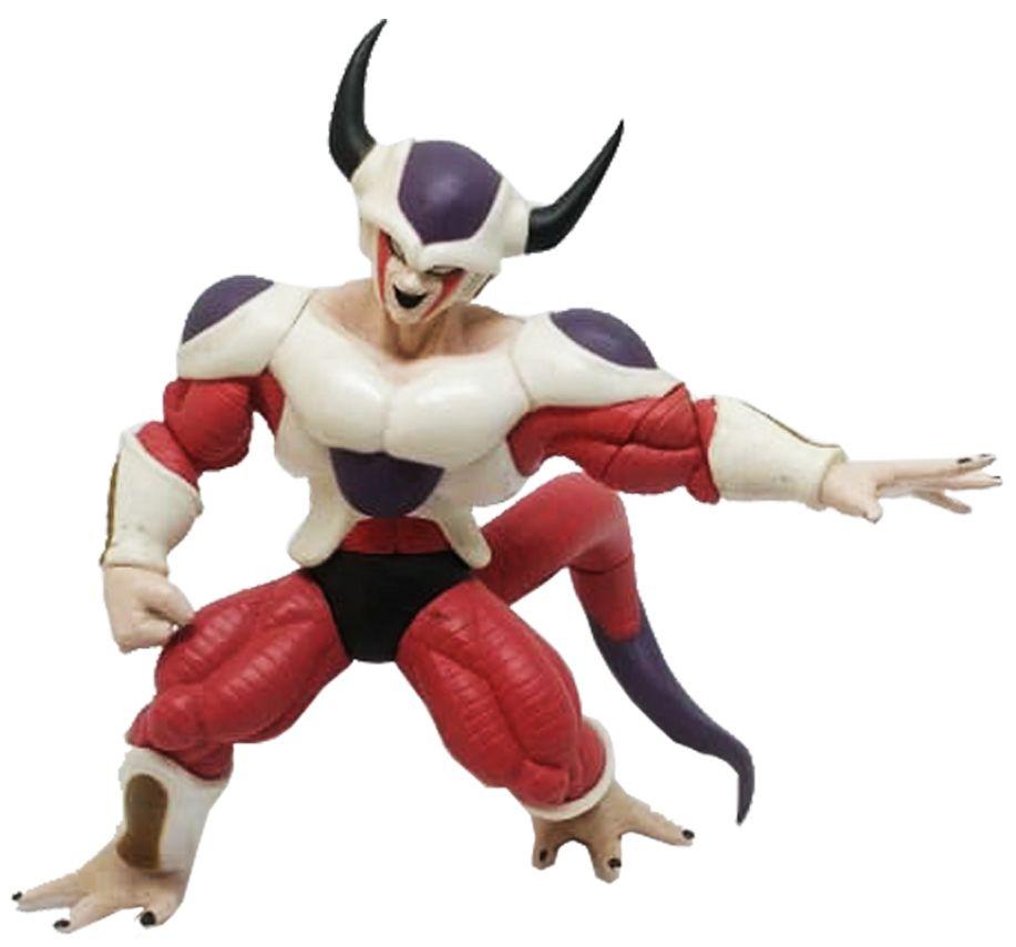Action Figure Dragon Ball Z Freeza Segunda Forma 9cm