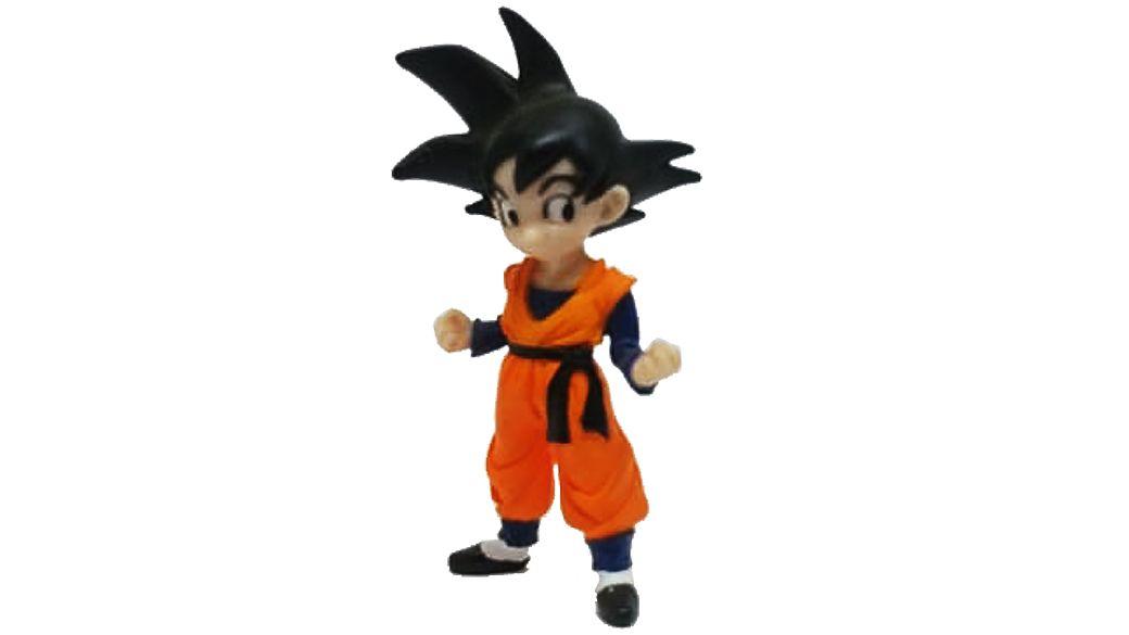 Action Figure Dragon Ball Z Goten 5cm