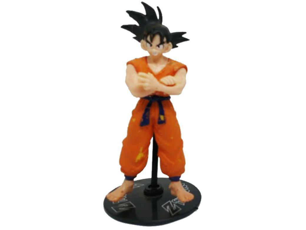 Action Figure Dragon Ball Z Goku 9cm