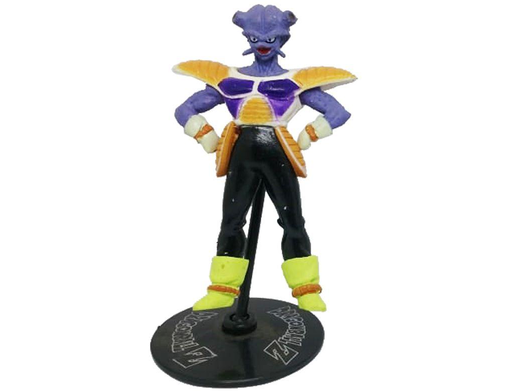 Action Figure Dragon Ball Z Soldado Kiwi 9cm