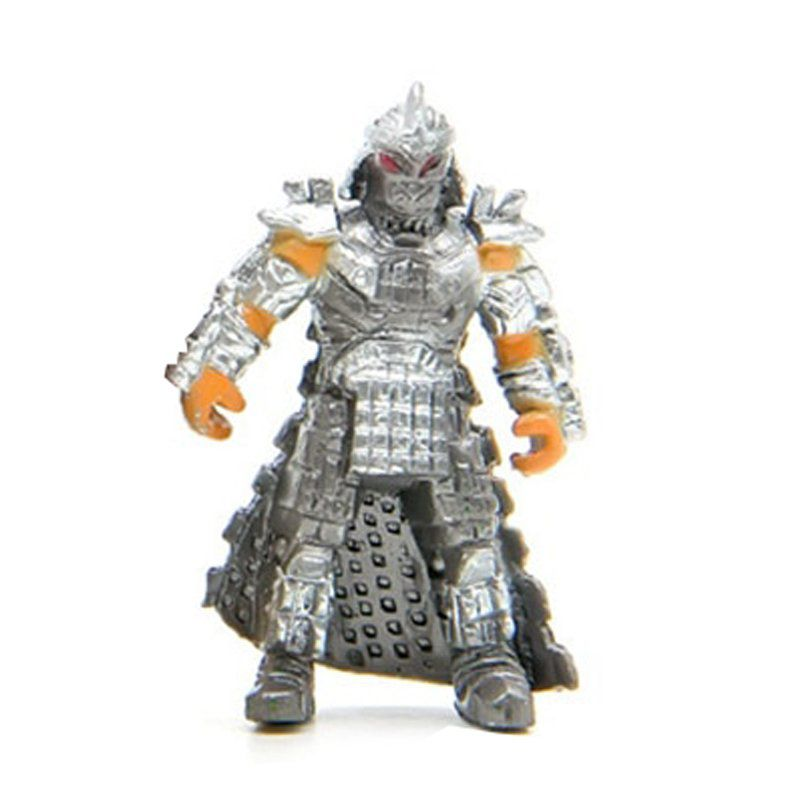 Mini Action Figure Tartaruga Ninja Destruidor 5cm