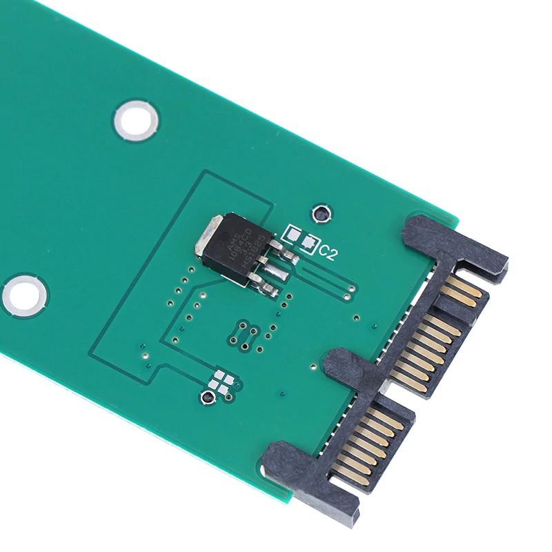 Adaptador Msata SSD para Micro Sata 1.8