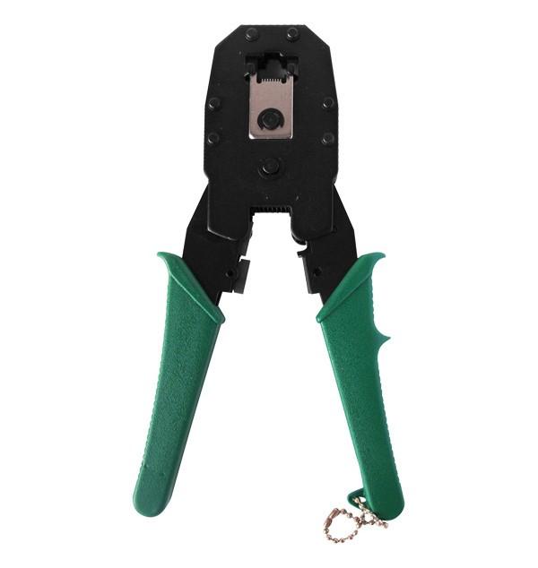 Alicate Hikari P/crimpar Plug Rj11/rj12/rj45 Sem Catraca - HK-301