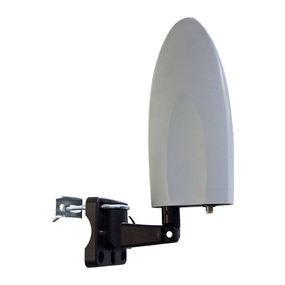 Antena Amplificada para TV 4 em 1 - Multilaser RE214