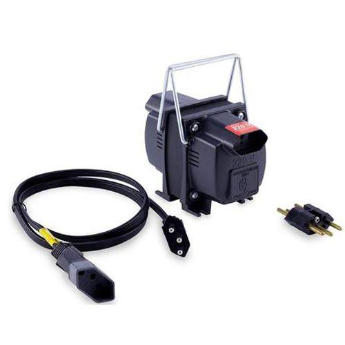 Auto Transformador Autotrafo 750VA Bivolt 110v p/ 220v ou 220v p/ 110v Premium - Force Line