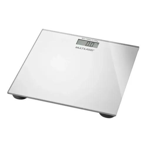 Balança Digital Digi-health Prata Multilaser Serene - HC021