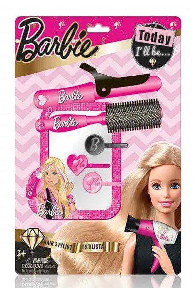 Barbie Hairstylist Blister Acessórios de Cabelo Multikids - BR810